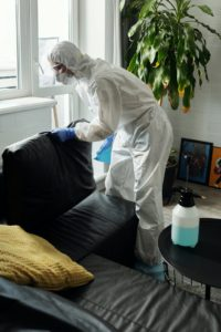 Disinfecting and Sanitization Services in Trivandrum