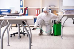 Need a clean and hygienic work environment for your factory, the best pest control sanitization and disinfection Service Company in Trivandrum.