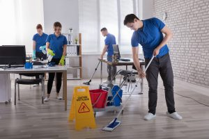 Best Summer Tips For Commercial Cleaning For The Office
