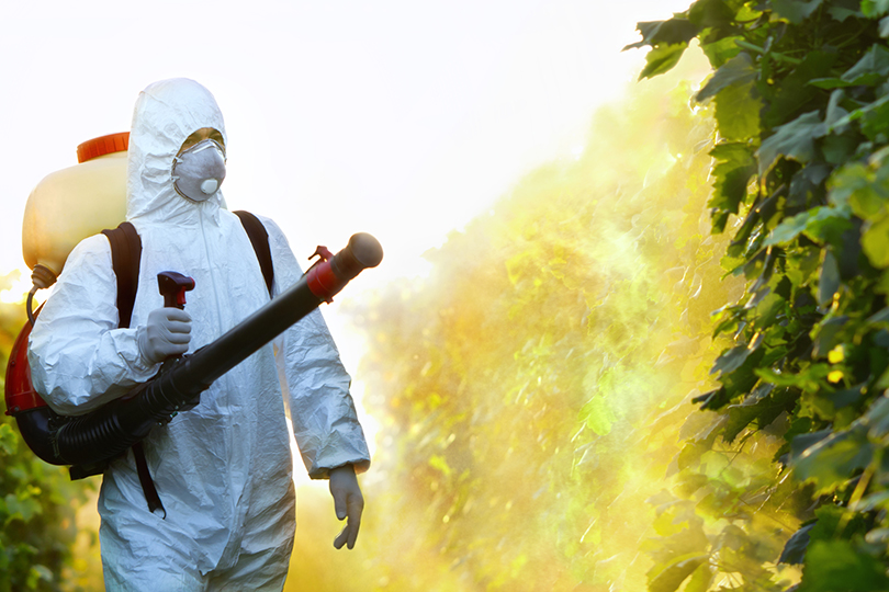 Agricultural pest-control, disinfection agency in Trivandrum